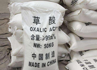 White Crystals Oxalic Acid 99.6%